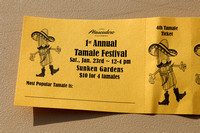 Atascadero's First Annual Tamale Festival