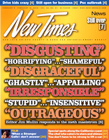 2006 New Times Covers