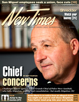 2012 New Times Covers