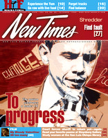 2009 New Times Covers