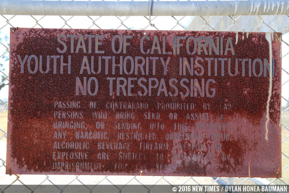 The state of California owns the land and the facility, but local officials are making a push to take control of the asset. Supervisor Frank Mecham wants to talk to the governor's office this summer.