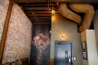 This is what you will see when you first walk into BarrelHouse Brewing's new downtown location.